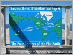 Four Corners of the Flat Earth