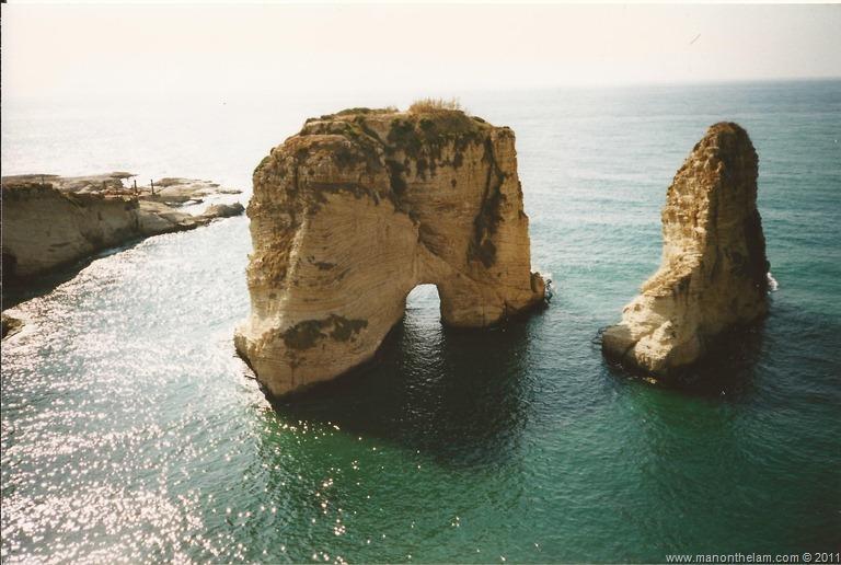 Rock Lebanon Rock Beirut Lebanon