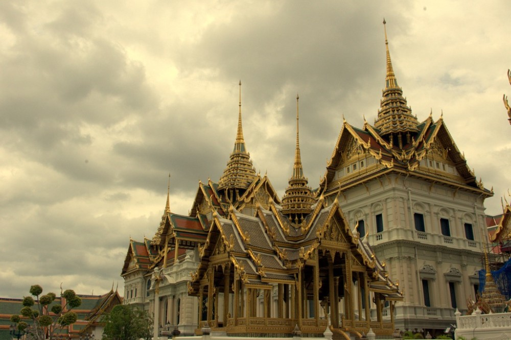 Travel Photo of the Week -- Grand Palace, Bangkok, Thailand