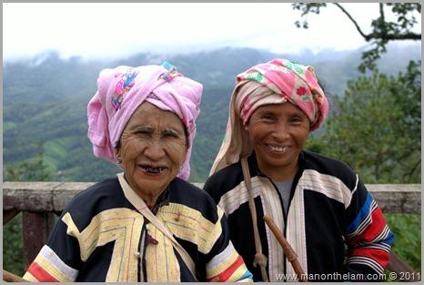Lahu Tribe Women, Thailand