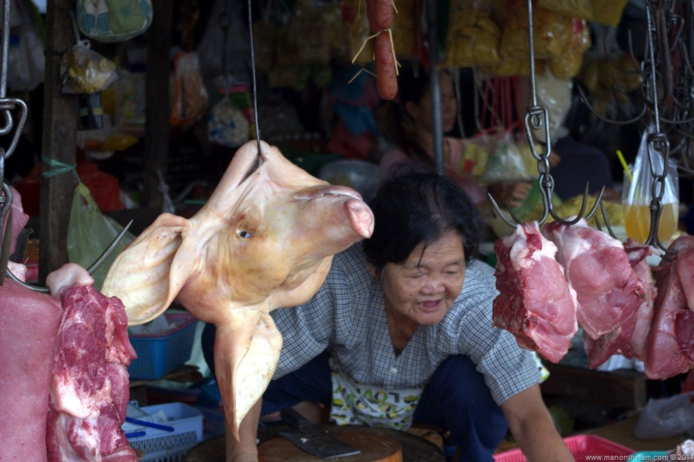 Travel Photo of the Week -- This Little Piggy Went to Market