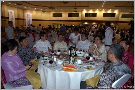 Manado Indonesia - Sutanraja Hotel - Philippines Department of Tourism delegates at ASEAN Tourism Forum 2012