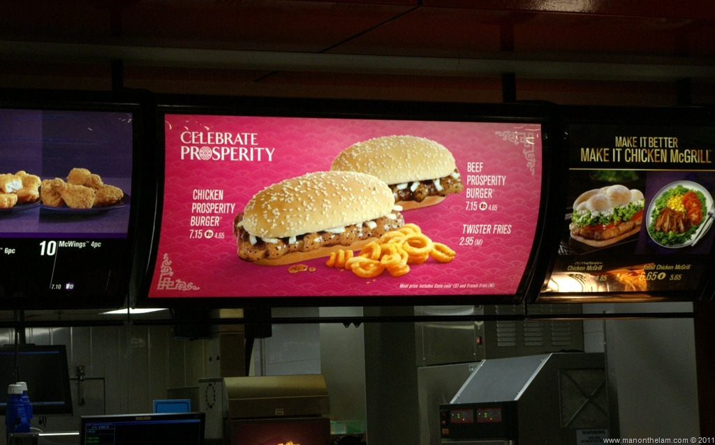 The Road to Prosperity is Paved With...Burgers?