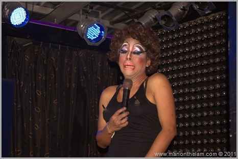 Whitney Houston Ladyboy, Stars Cabaret, Koh Samui, Thailand Best of Travel 2011 Photo