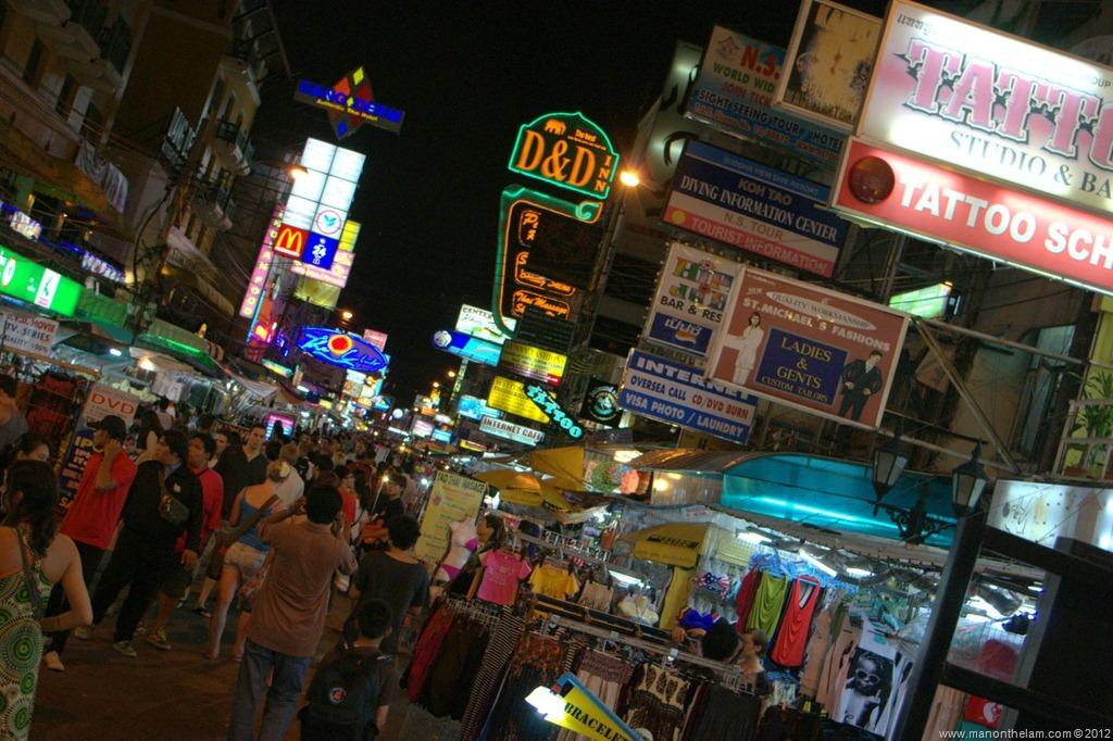 Shysters, Shams, and Bangkok Scams