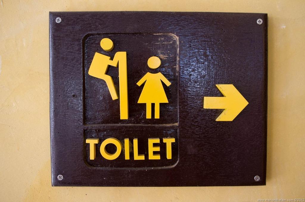 Travel Photo of the Week -- Peeping Tom Toilet