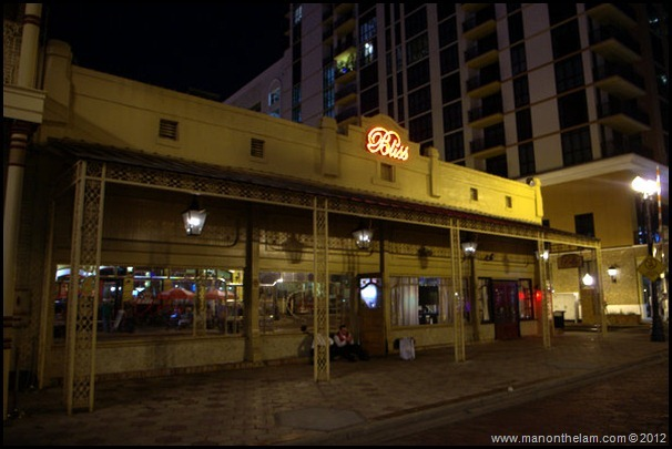 Bliss bar and lounge -- downtown Orlando -- American Ghost Adventures, Orlando, Florida - Aeroplan