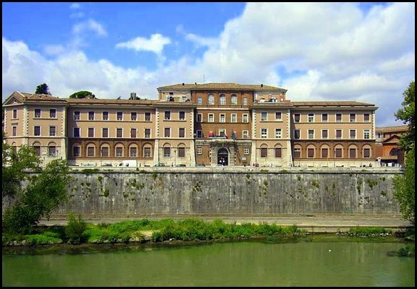 Santo Spirito Hospital Rome -- Museum of the Sanitary Arts -- Quirky things to do in Rome, Italy