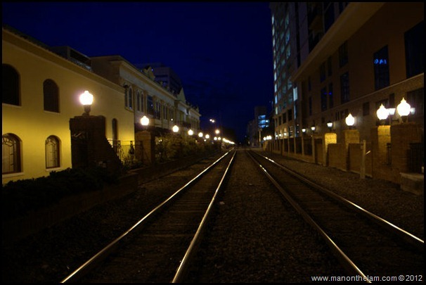 Train tracks, Church Street, Orlando -- paranormal activity -- American Ghost Adventures, Orlando, Florida - Aeroplan