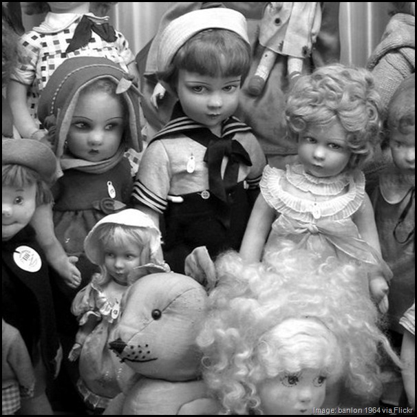 Doll Museum, Paris, France