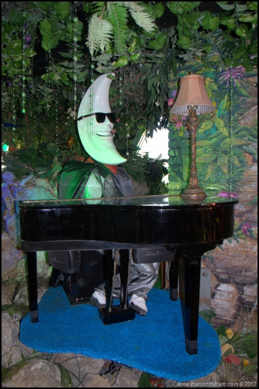 Mac Tonight at the Piano -- World's Largest McDonald's, Orlando, Florida Aeroplan Welcome Aboard Event