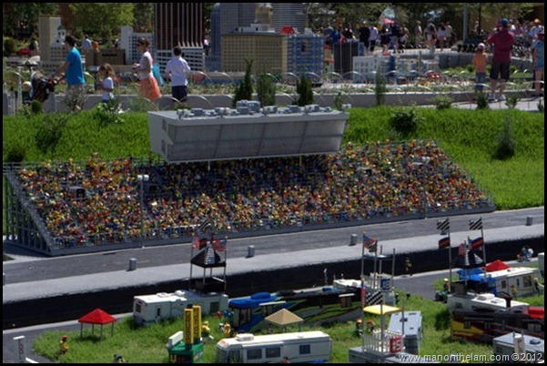Miniland USA, Legoland Florida, Aeroplan Welcome Aboard Event
