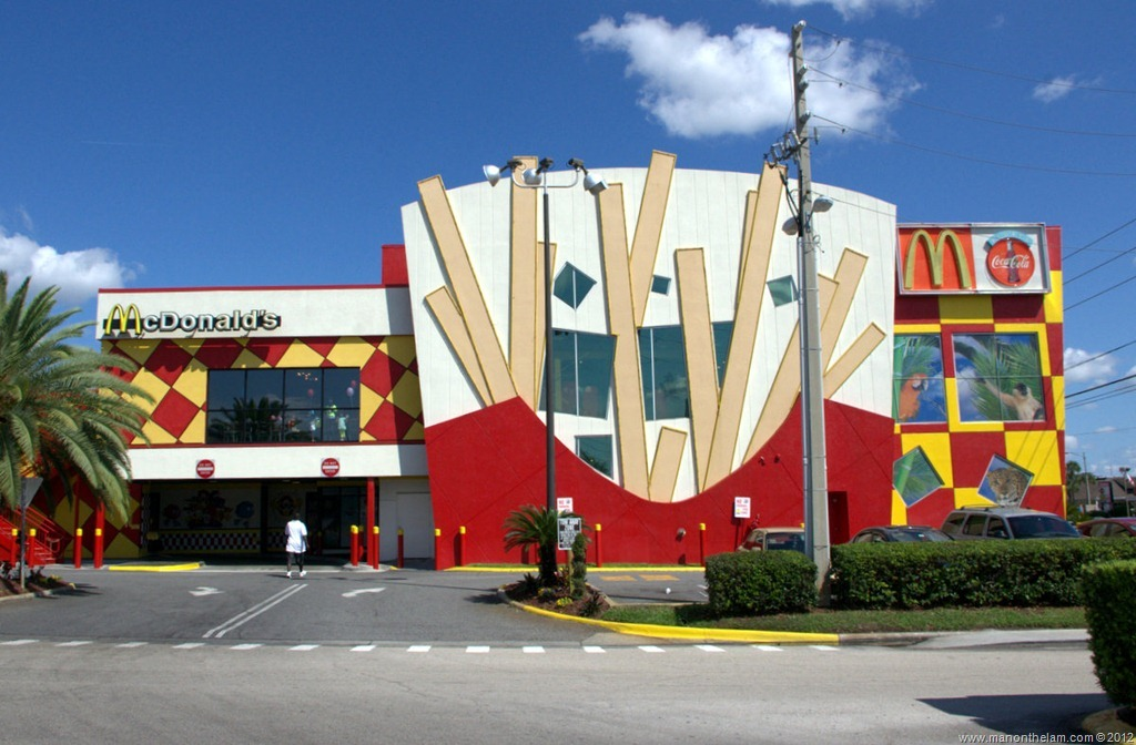 Supersized: Orlando Home to World's Largest McDonald's (For Now)