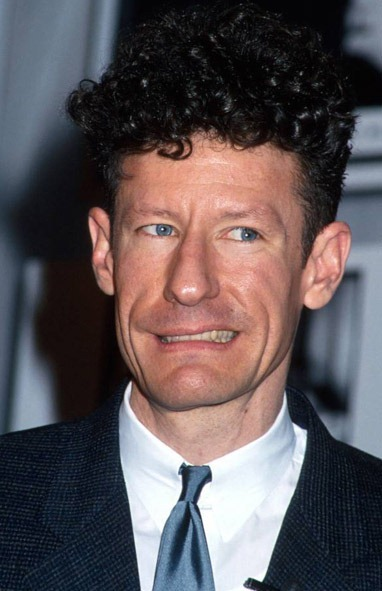 Young Lyle Lovett Rela...