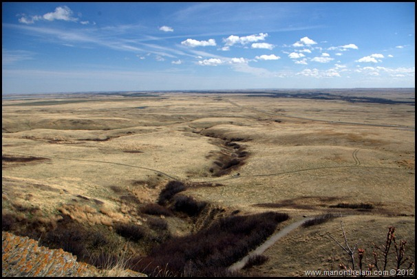 Head-Smashed-In Buffalo Jump, Alberta, Canada 029