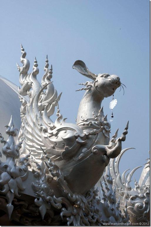 Chiang Rai White Temple, Thailand-169