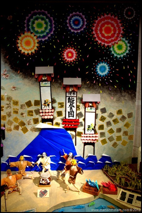 Japan Origami Museum -- Narita Airport -- Tokyo, Japan 10