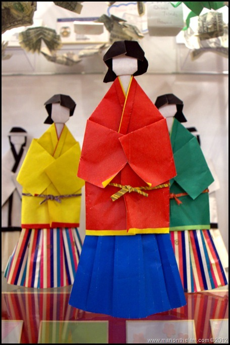 Japan Origami Museum -- Narita Airport -- Tokyo, Japan 14