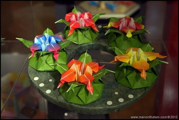 Japan Origami Museum -- Narita Airport -- Tokyo, Japan 27
