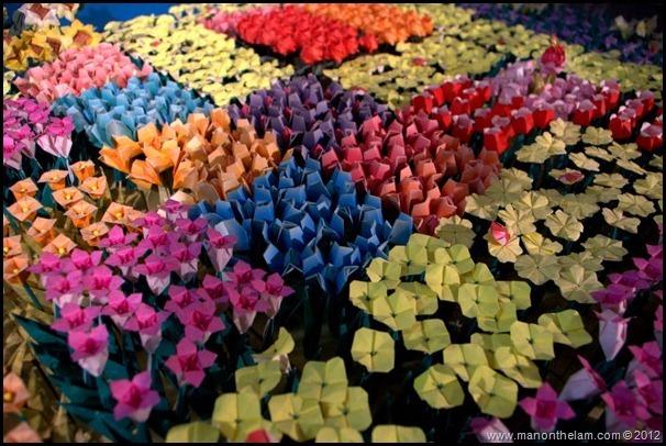 Japan Origami Museum -- Narita Airport -- Tokyo, Japan 2
