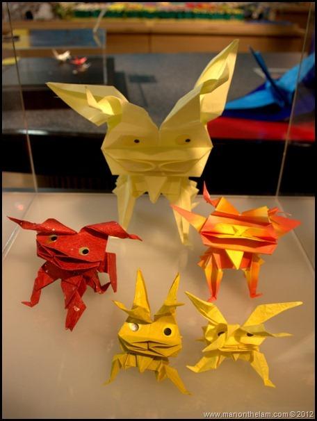 Japan Origami Museum -- Narita Airport -- Tokyo, Japan 40
