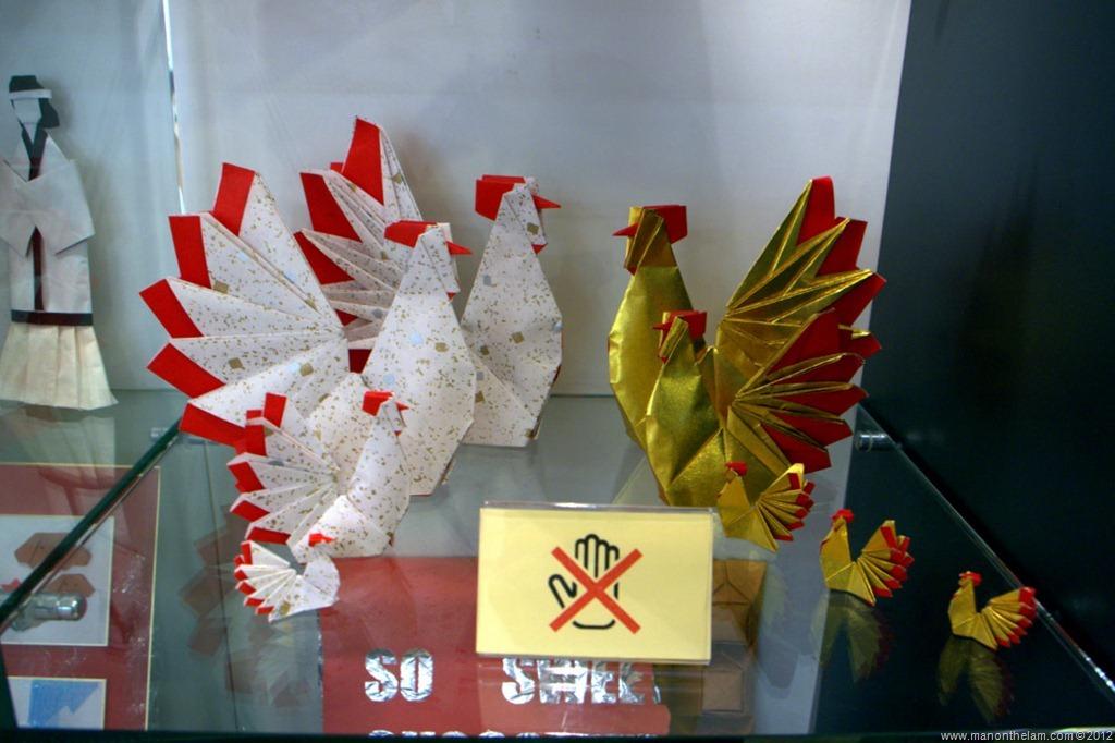сожалению, очень музей оригами в японии смотреть картинки расскажу