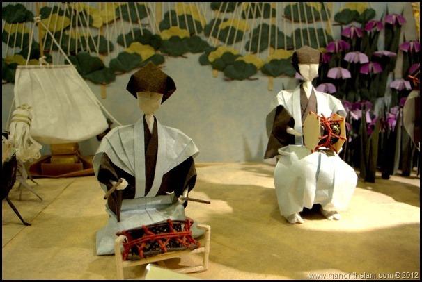 Japan Origami Museum -- Narita Airport -- Tokyo, Japan 4