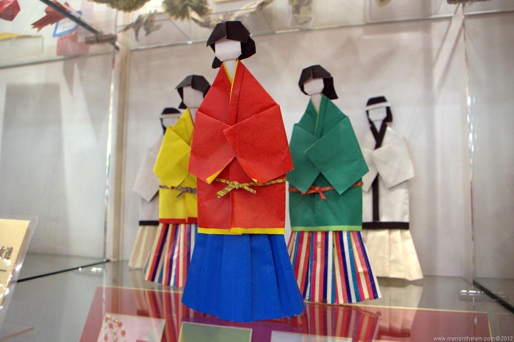 99Японское оригами что это