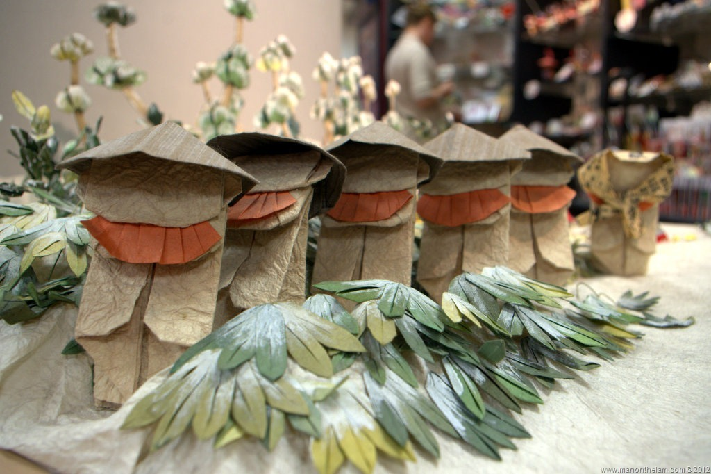 52 Awesome Origami Art Creations