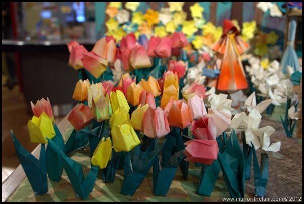 Japan Origami Museum, Tokyo Japan 62