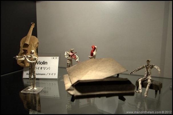 Japan Origami Museum, Tokyo Japan 63