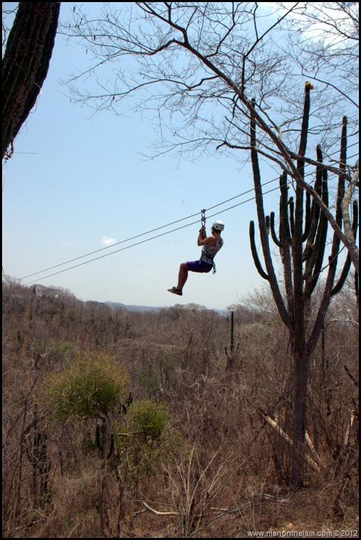 Soaring through the skies -- Huana Coa Canopy Adventure Zip Line Tour, Mazatlan, Mexico, #GoMazatlanNow