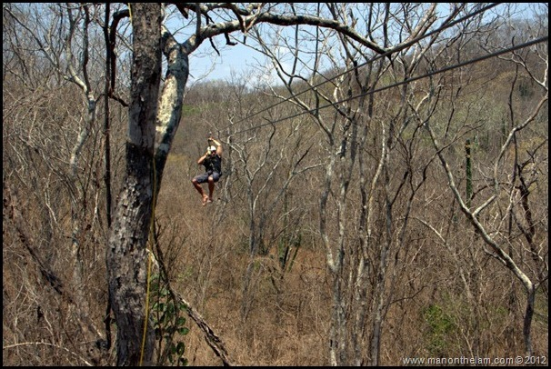 Zip Wire -- Huana Coa Canopy Adventure Zip Line Tour, Mazatlan, Mexico, #GoMazatlanNow