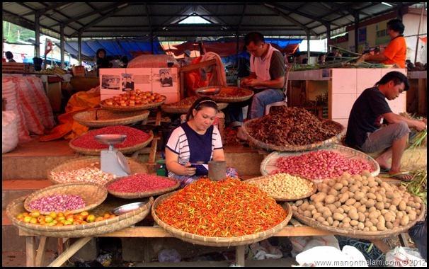 Tomohon Traditional Market, Tomohon, North Sulawesi, Indonesia 8