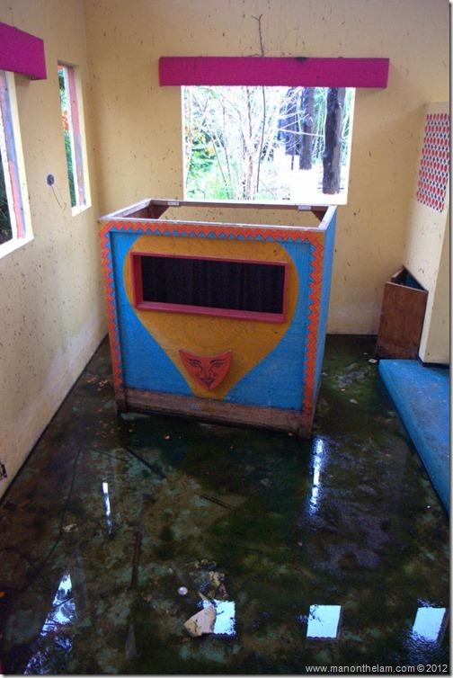 deserted kids play room -- Abandoned Beach Resort, Club Maeva Tulum, Xpuha, Riviera Maya, Mexico 207