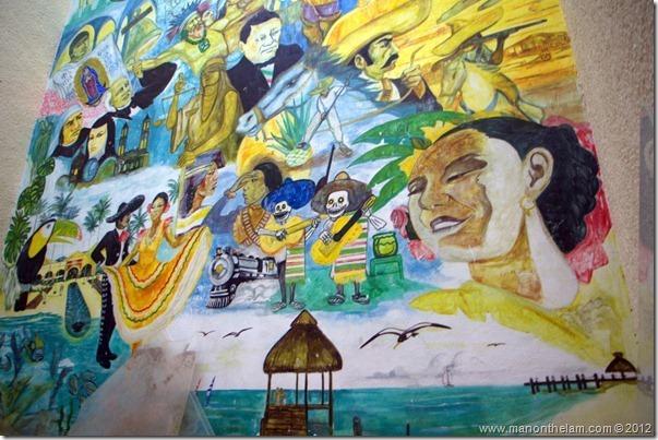 Abandoned Beach Resort, Club Tulum, Xpulha, Riviera Maya, Mexico 280