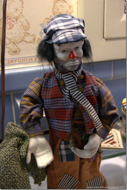 hobo clown