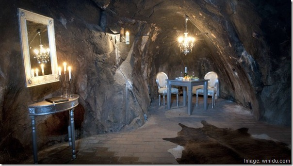 Sala Silver Mine,, Sweden -- World's Deepest Hotel Room