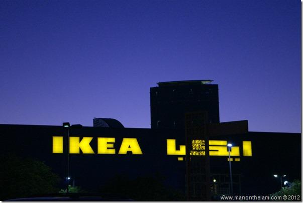 Dubai IKEA, shopping in Dubai, UAE