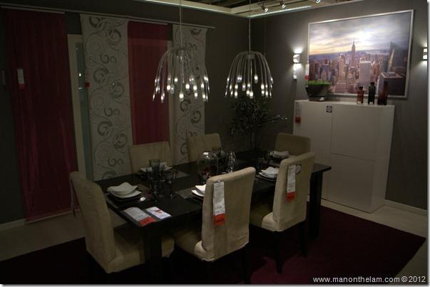furniture at Dubai IKEA, shopping in Dubai, UAE