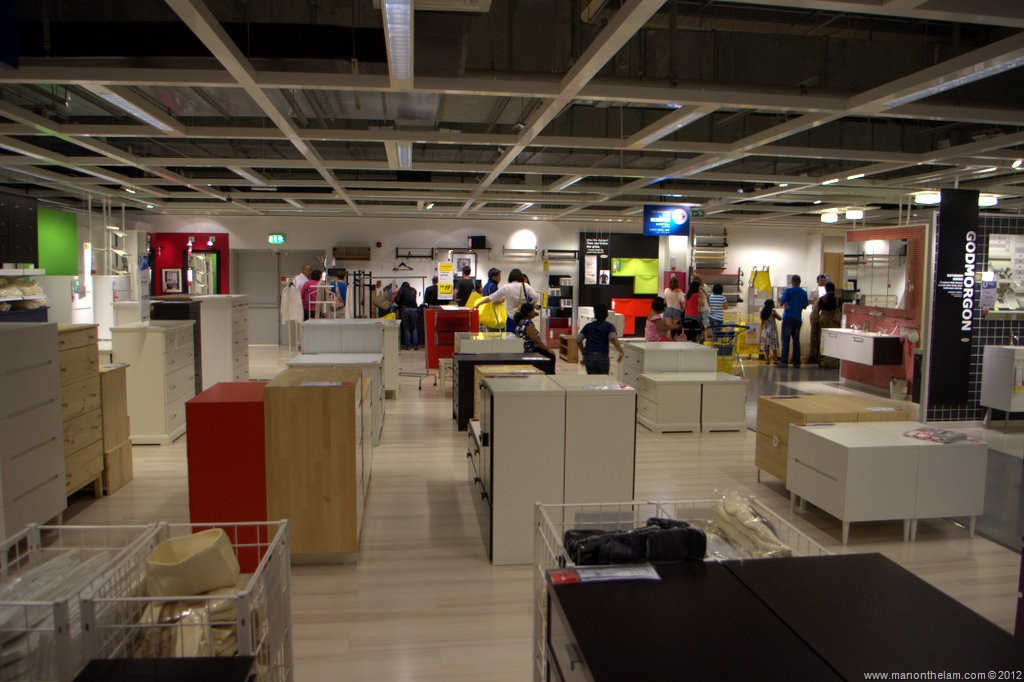 Shopping At Ikea Dubai Same Same But Different Travel Blog