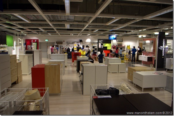 furniture shopping  at Dubai IKEA, shopping in Dubai, UAE