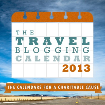 Travel blogging calendar 2013