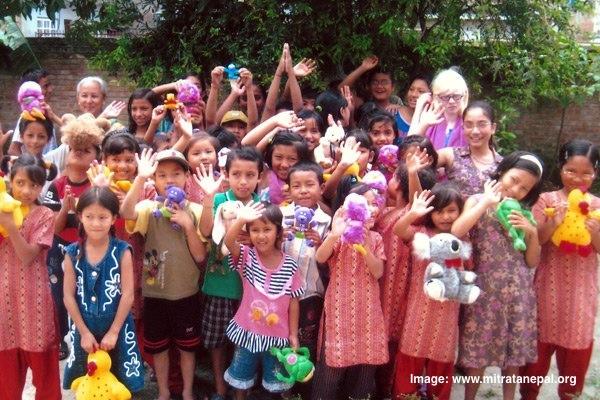Mitrata Nepal  Travel Blogging Calendar Charity
