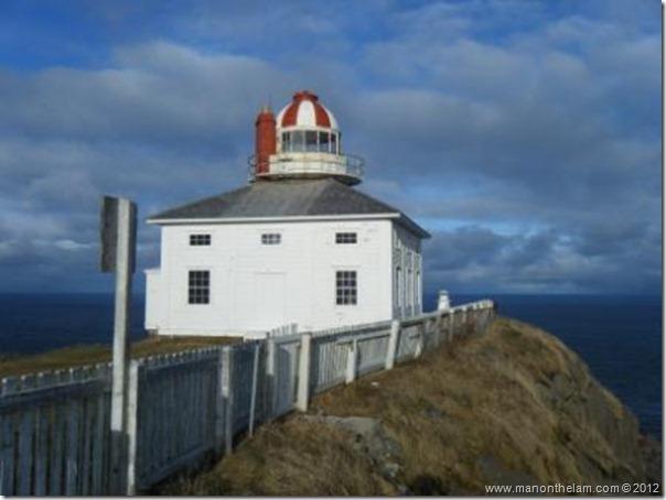 Cape Spear lighthouse, Newfoundland