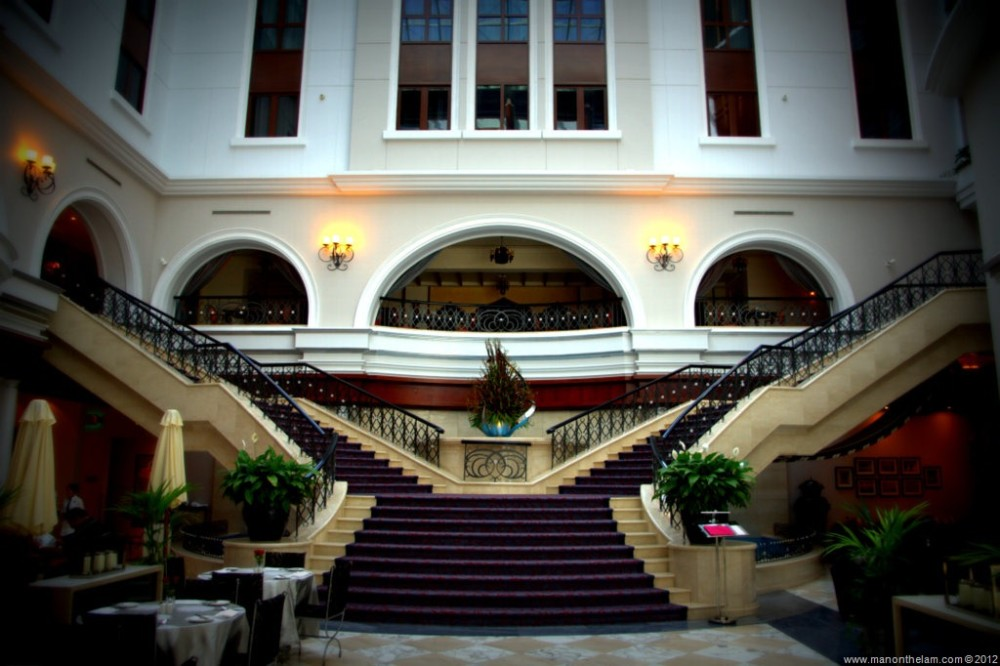 GETAWAYS: Going Upscale with Mövenpick Hotel Bur Dubai