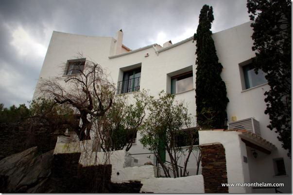 Salvador Dali House Mueum, Port Lligat, Cadaques, Spain 4309x2868-069