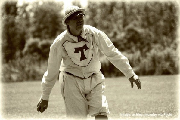 Vintage-baseball-game-London-Tecumsehs-Fanshawe-Pioneer-Village