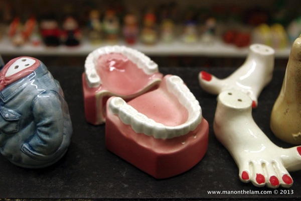 Photo Gallery: The Salt and Pepper Shaker Museum of Guadalest, Spain