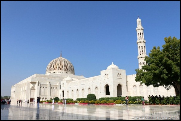 Sultan qaboos grand mosque thumb